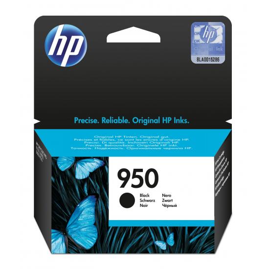 HP 950 Original Schwarz 1 Stück(e)
