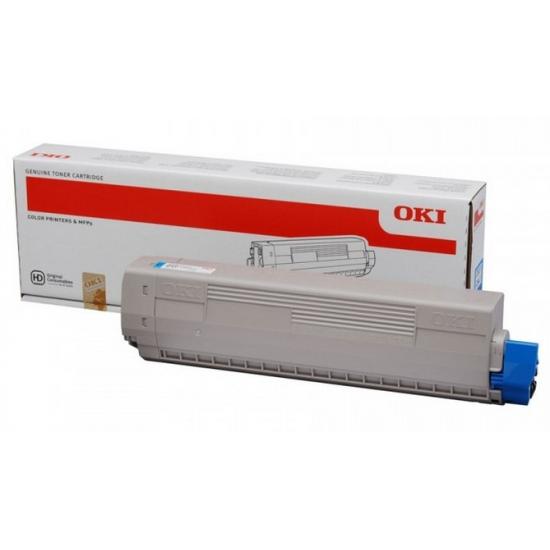 OKI 44059254 Tonerkartusche Original Magenta 1 Stück(e)