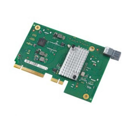 Fujitsu S26361-F4480-L1 Netzwerkkarte Eingebaut