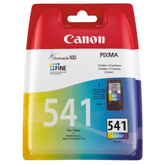 Canon CL-541 Colour Original Cyan, Magenta, Gelb 1 Stück(e)