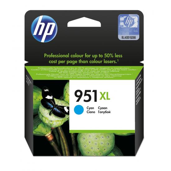 HP 951XL Original Cyan 1 Stück(e)