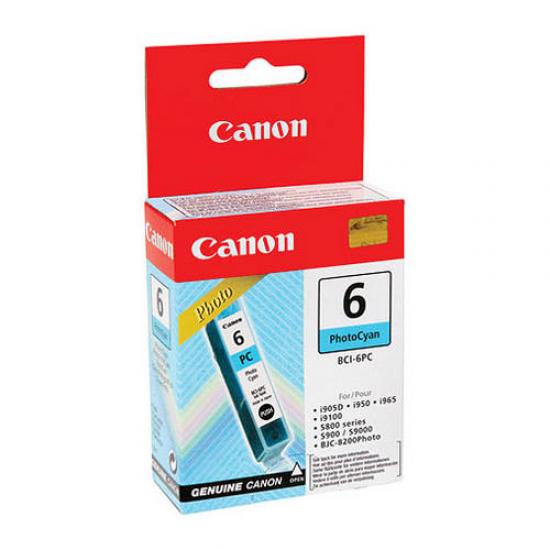 Canon BCI-6PC Original Foto zyan 1 Stück(e)