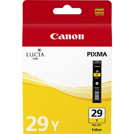 Canon PGI-29Y Original Gelb 1 Stück(e)