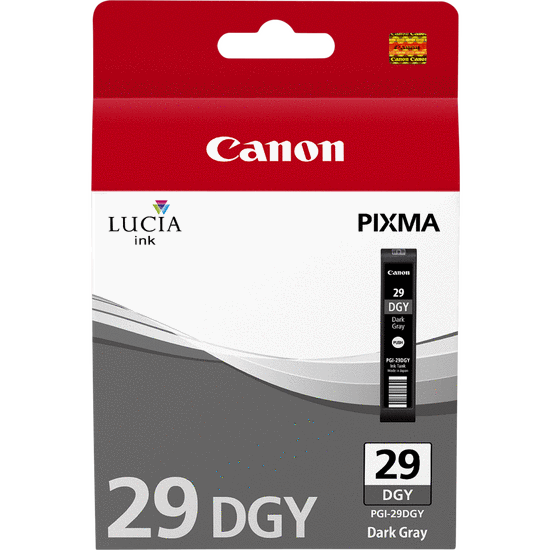 Canon PGI-29DGY Original Dunkles Grau 1 Stück(e)