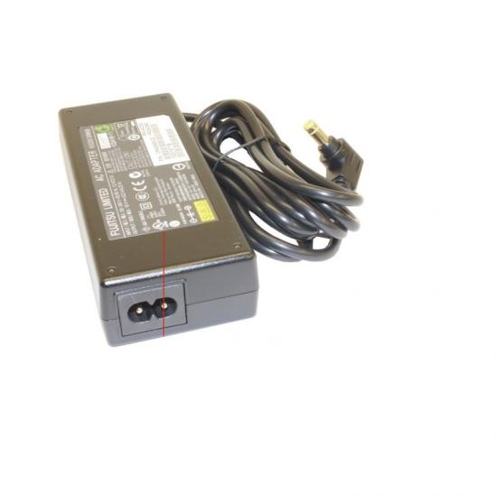 Fujitsu FUJ:CP483452-XX Netzteil & Spannungsumwandler Indoor 80 W Schwarz