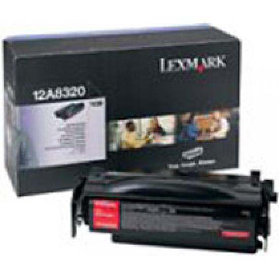 Lexmark T430 Toner Cartridge Original Schwarz