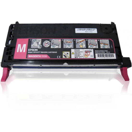 Epson Imaging-Kassette HC Magenta 6k