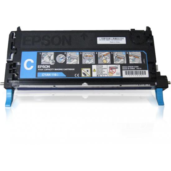 Epson Imaging-Kassette HC Cyan 6k