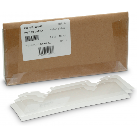 HP LaserJet Q6496A MFP mit ADF, Mylarpapier
