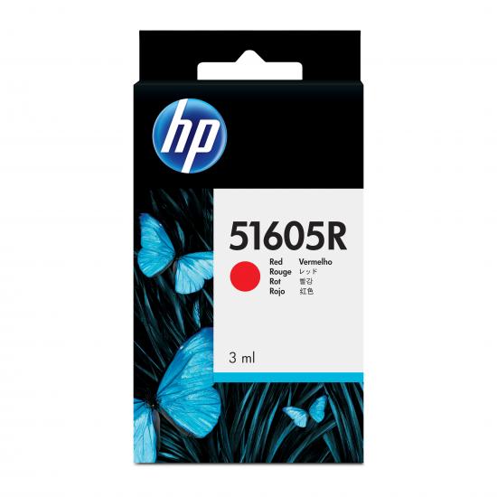 HP 51605R Druckerpatrone Original Rot 1 Stück(e)
