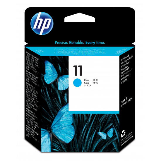 HP 11 Druckkopf Tintenstrahl