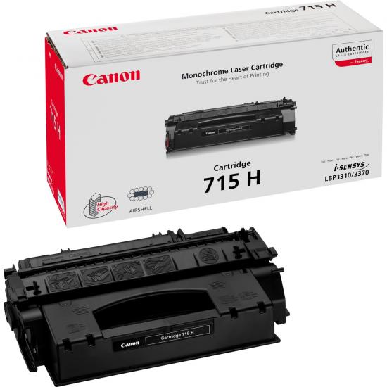 Canon 715H Original Schwarz