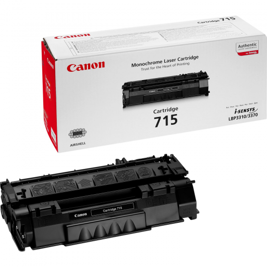 Canon 715 Original Schwarz