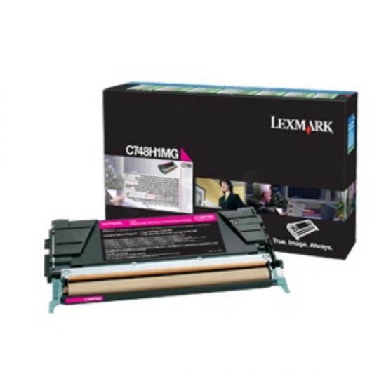 Lexmark C748H3MG Tonerkartusche 1 Stück(e) Original Magenta