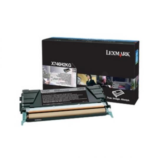 Lexmark X746H3KG Tonerkartusche 1 Stück(e) Original Schwarz