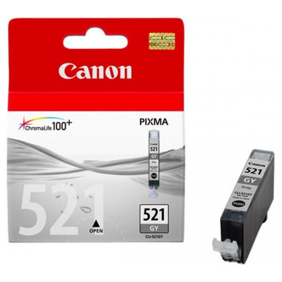 Canon CLI-521 GY Original Grau 1 Stück(e)