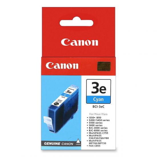 Canon BCI-3EC Original Cyan 1 Stück(e)