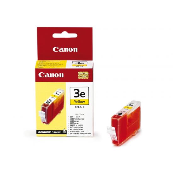 Canon BCI-3EY Original Gelb 1 Stück(e)