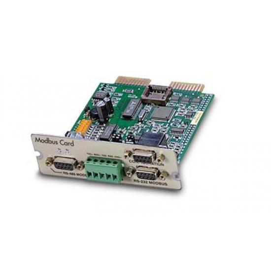 Eaton X-Slot ModBus Adapter Schnittstellenkarte/Adapter Seriell Eingebaut