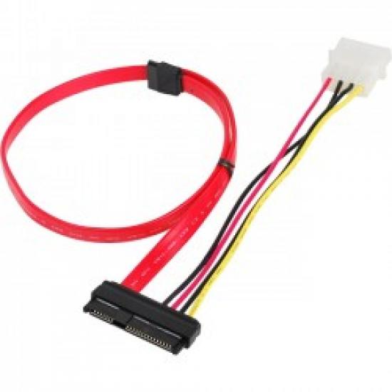 Intel AXXCBL880SATA SATA-Kabel 0,88 m Mehrfarben