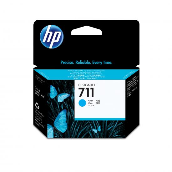 HP 711 Original Cyan