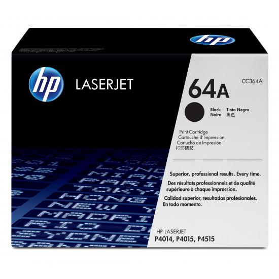 HP 64A Original Schwarz 1 Stück(e)