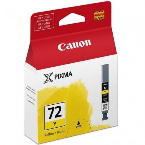 Canon PGI-72 Y Original Gelb 1 Stück(e)