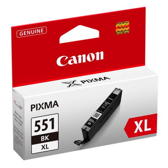 Canon CLI-551XL BK Original Foto schwarz 1 Stück(e)
