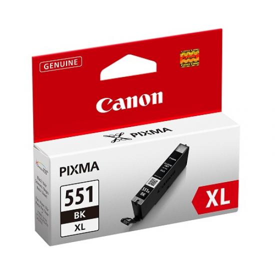 Canon CLI-551XL BK w/sec Original Foto schwarz 1 Stück(e)