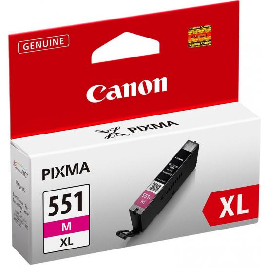 Canon CLI-551XL M Original Foto magenta 1 Stück(e)