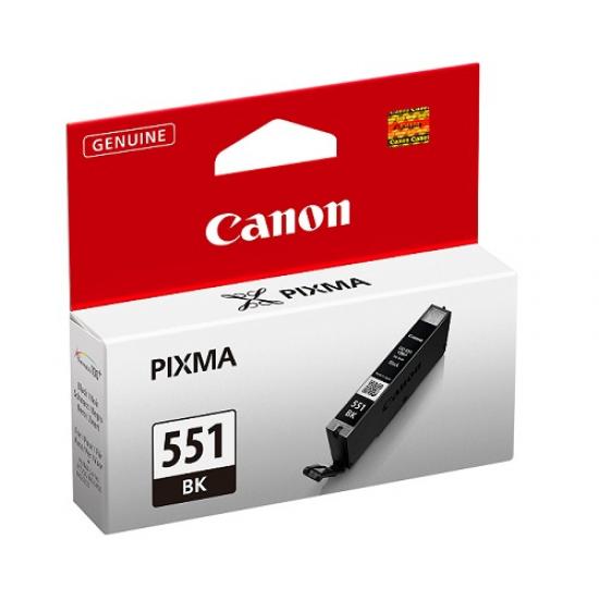 Canon CLI-551 BK Original Foto schwarz 1 Stück(e)