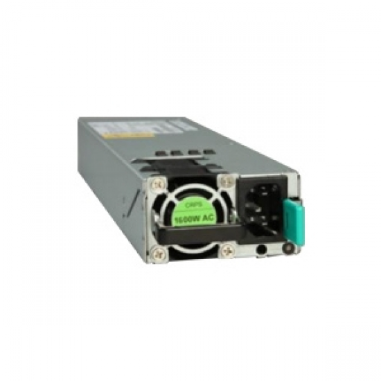 Intel FXX1600PCRPS Netzteil 1600 W Schwarz, Metallisch