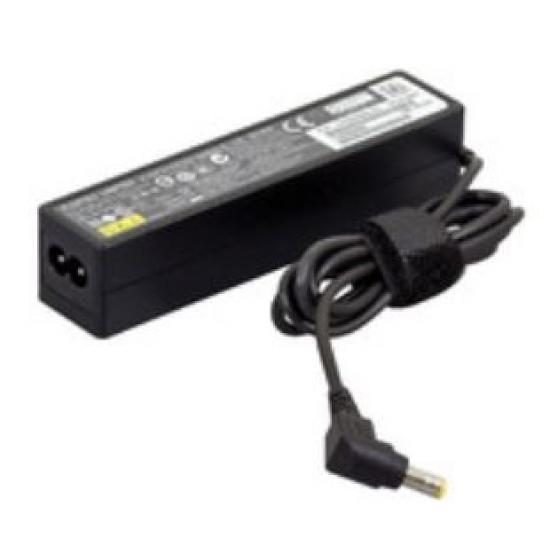 Fujitsu 65W 19V Netzteil & Spannungsumwandler Indoor Schwarz