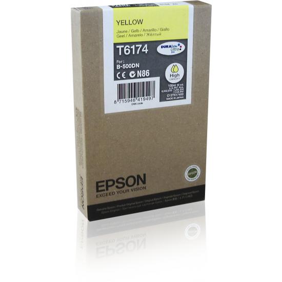 Epson Tintenpatrone HC Yellow 7k