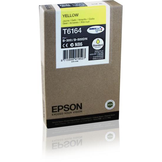 Epson Tintenpatrone SC Yellow 3.5k