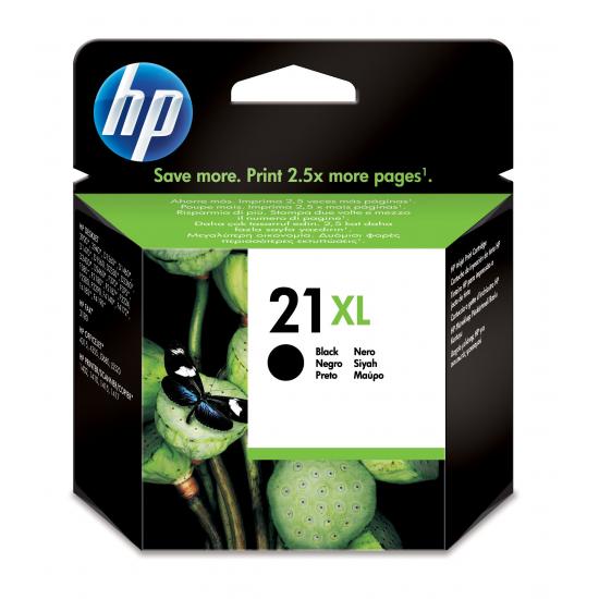 HP 21XL Original Schwarz 1 Stück(e)