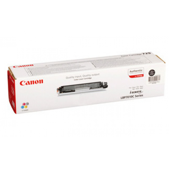 Canon 732H Original Schwarz 1 Stück(e)