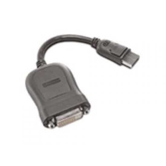 Lenovo 45J7915 Kabelschnittstellen-/Gender-Adapter DVI-D DisplayPort
