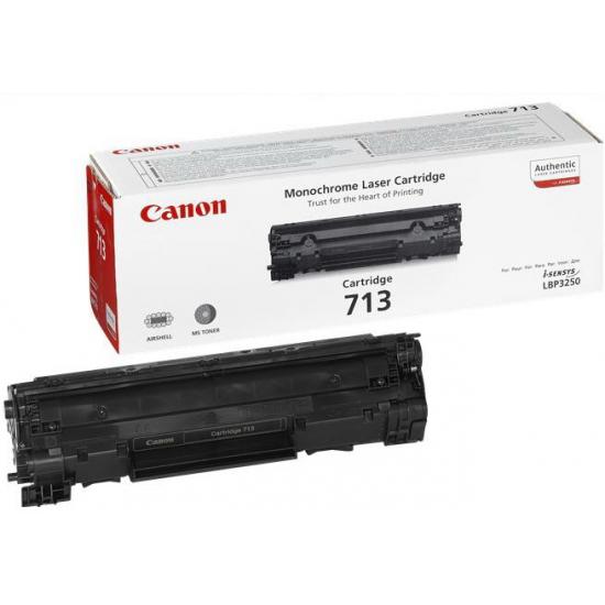 Canon CRG-713 Original Schwarz 1 Stück(e)