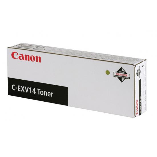 Canon C-EXV 14 Original Schwarz 1 Stück(e)