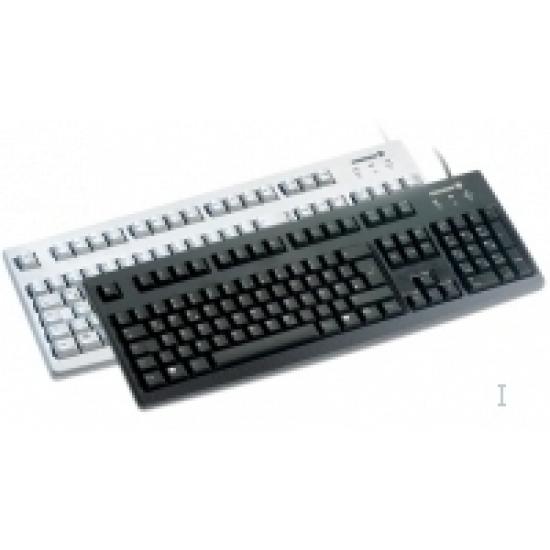 CHERRY Comfort keyboard USB Tastatur QWERTY Schwarz