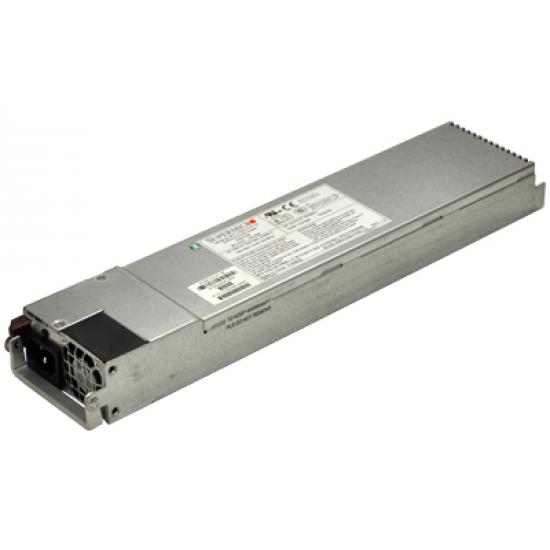 Supermicro PWS-501P-1R Netzteil 500 W 20+4 pin ATX 1U Aluminium