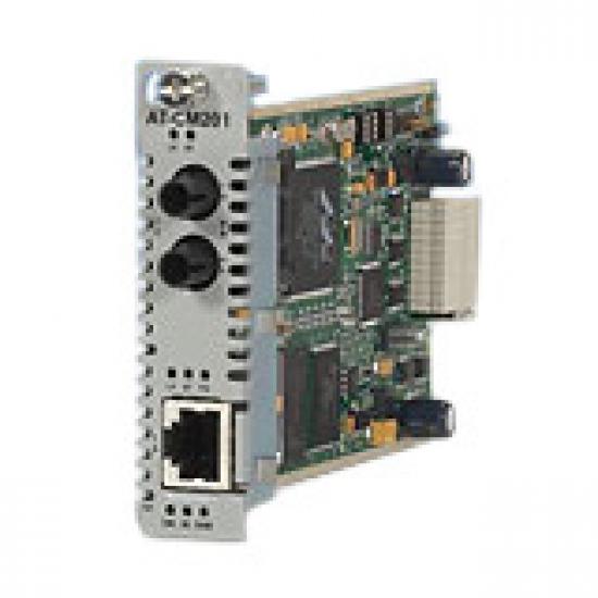 Allied Telesis AT-CM302 Netzwerk Medienkonverter 1000 Mbit/s