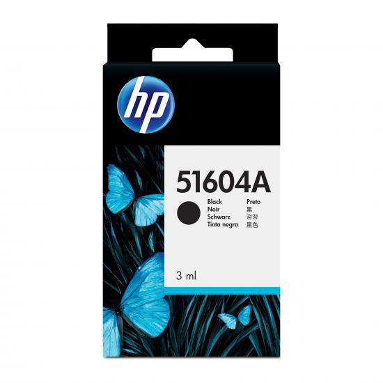 HP 51604A Druckerpatrone Original Schwarz 1 Stück(e)
