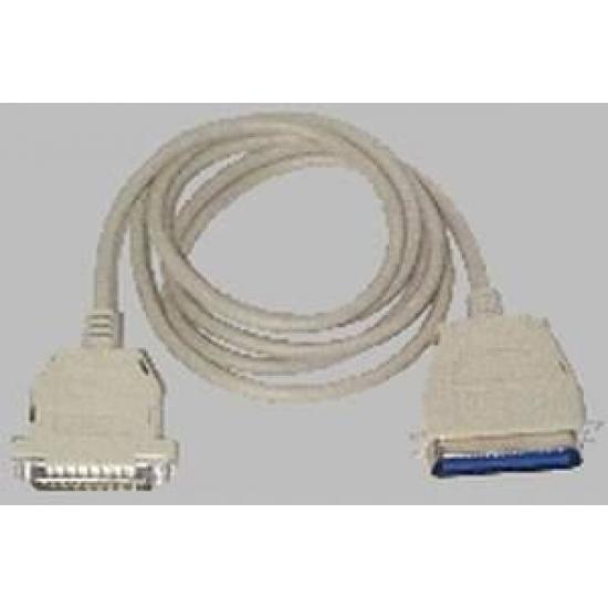 Lexmark Parallel 20' High Speed Bidirectional Cable Druckerkabel 6 m Weiß