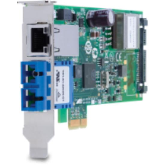 Allied Telesis AT-2911GP/SXSC-001 Ethernet / Fiber 1000 Mbit/s Eingebaut