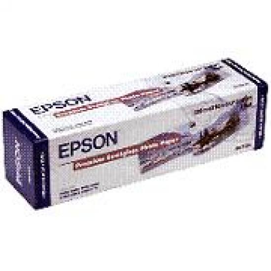 Epson Premium Semigloss Photo Paper Roll, Paper Roll (w: 329), 250 g/m²