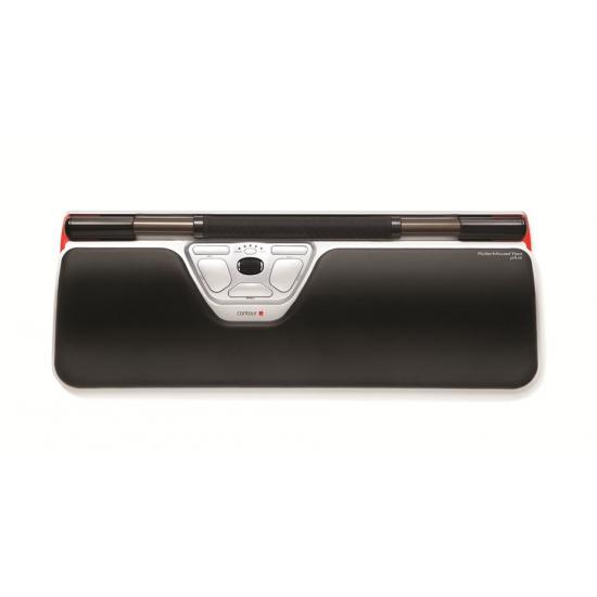 Contour Design RollerMouse Red plus Maus Beidhändig USB Typ-A Laser 2400 DPI