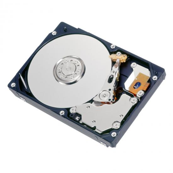 Fujitsu 500GB 5.4K 2.5 Zoll SATA