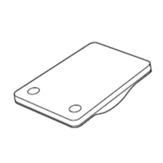 Brother SP-C0001 Drucker-/Scanner-Ersatzteile Trenn-Pad